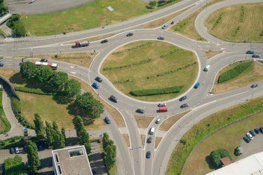 Verkehrsknoten Offenburg